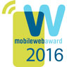 MobileWebAwards 2016 logo