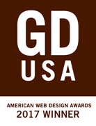 American Web Design Awards 2017 Winner
