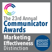 23rd Annual Communicator Distinction Award